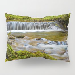 Cascada Valul Miresei, Romania Pillow Sham