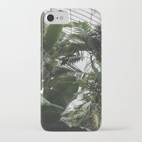 plants iPhone & iPod Cases featuring Plants by Cynthia del Rio
