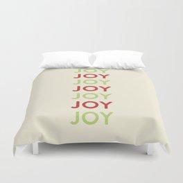 Joy! Duvet Cover