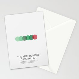The Very Hungry Caterpillar Stationery Cards