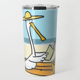 Shore Bird Travel Mug