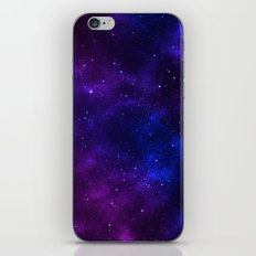 Space Ode iPhone & iPod Skin