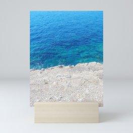 Cap Ferrat Contrasts Mini Art Print