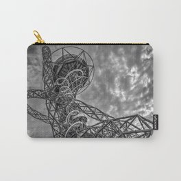 The Arcelormittal Orbit Monochrome Carry-All Pouch