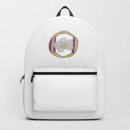 O is for Orchid Backpack