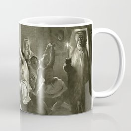 TamOShanter And The Witches After John Faed Coffee Mug