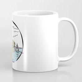 Water reflection Gdansk Coffee Mug