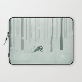 The Woodcutter Laptop Sleeve