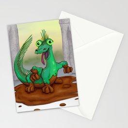 Monster of the Week: Basilisk Stationery Cards