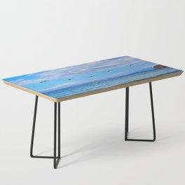 Deep Blues Coffee Table