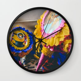 Pixar Piñata Wall Clock