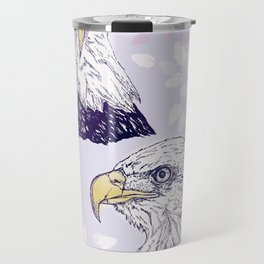 Deuce Eagles Travel Mug
