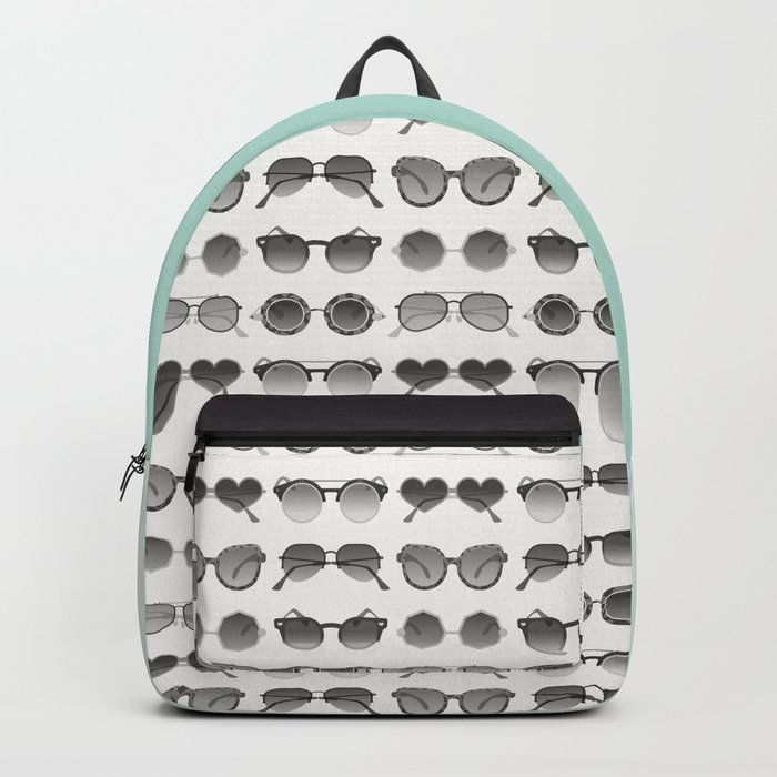 Sunglasses Collection – Black Palette Backpack