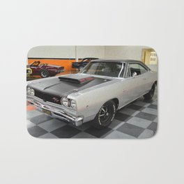 1968 Hemi Coronet Six Pack Bath Mat