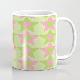 Stars and Dots Coffee Mug