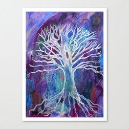 Gaia Tree Canvas Print
