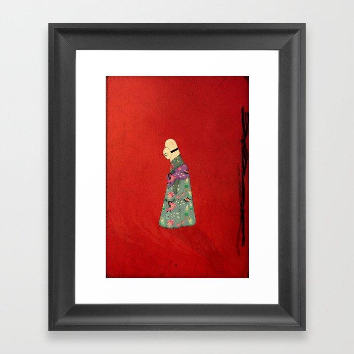 s a c e r d o t e s s o Framed Art Print