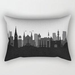 City Skylines: Karachi Rectangular Pillow