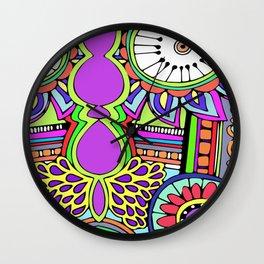 nice little saturday Wall Clock