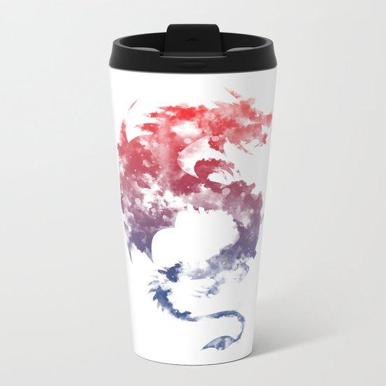 Dragon's Myth Metal Travel Mug