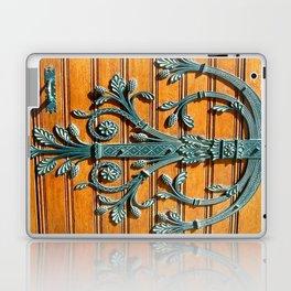 Monte-Carlo Cathedral Door Hinge Laptop & iPad Skin