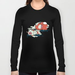 Pokémon - Number 118 and 119 Long Sleeve T-shirt