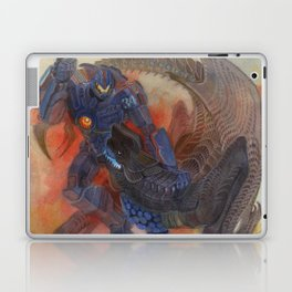 Battle of titans Laptop & iPad Skin