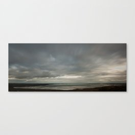 Strangford Panorama Canvas Print