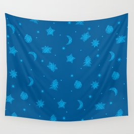 AFE Festive Pattern Wall Tapestry