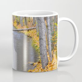 Autumn Stream II Coffee Mug