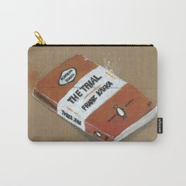 Diddie Doodle the Franz Kafka The Trail a Penguin Classic Carry-All Pouch