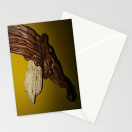 "Bijoux Makooloka ""l'envolée du cheval rouge"" Stationery Cards"
