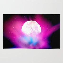 Nebula Moon Rug