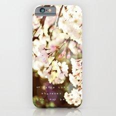 The Dance II Slim Case iPhone 6s