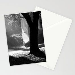 Somewhere in between light and dark Stationery Cards
