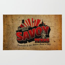 Greetings From Savoy Rug