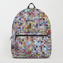 Square Outlines Backpack