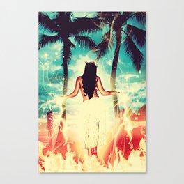 Hawaiian Pele Canvas Print