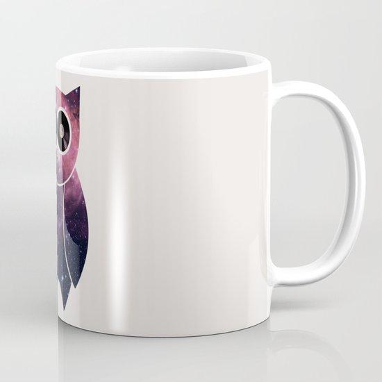 Owl Night Long Mug