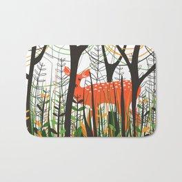 Forest Doe Bath Mat
