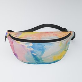 afternoon sky Fanny Pack