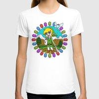hyrule T-shirts featuring Hyrule Adventurer by Crimson Pumpkin