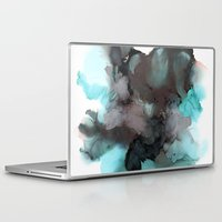 pool Laptop & iPad Skins featuring Pool by Amie Amyotte