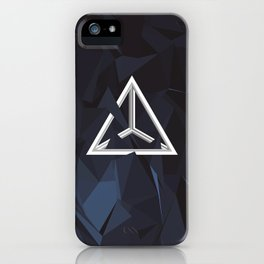 Tri iPhone Case