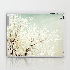 Frozen Tree Laptop & iPad Skin