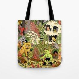 The Jungle Tote Bag