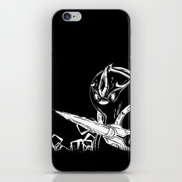 Penguinoid iPhone Skin