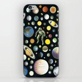 SPACE iPhone Skin