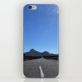 A kind of Route 66. iPhone Skin
