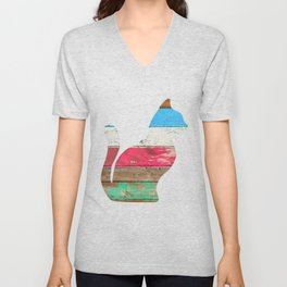 Eco Fashion Unisex V-Neck